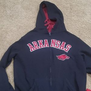 Arkansas Razorback jacket